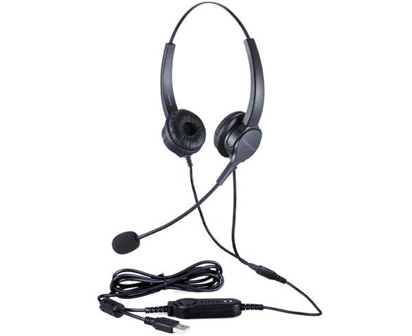 U630D USB线控耳机