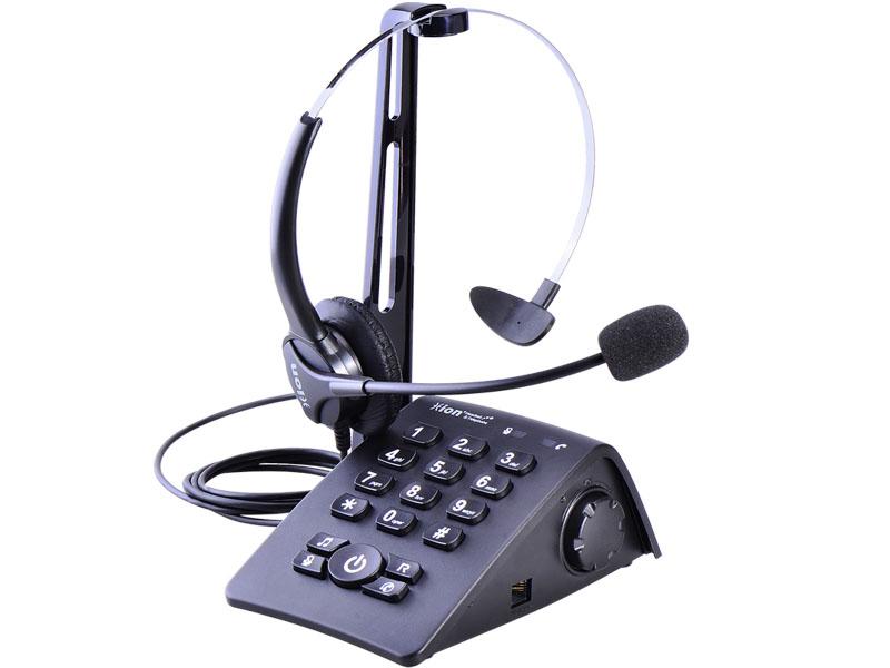 VF620 呼叫中心耳机电话