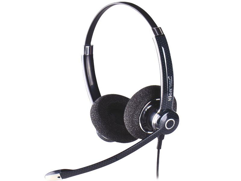 NH60D 双耳降噪耳麦