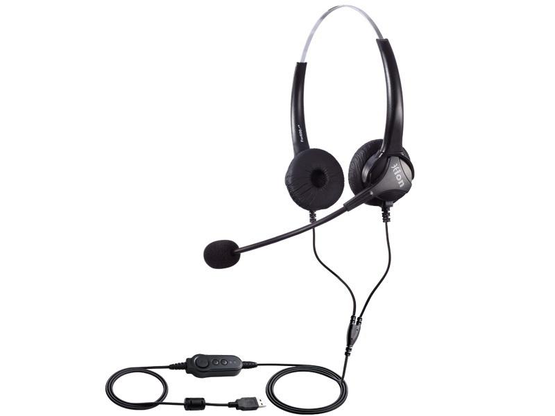 U60D USB线控耳机